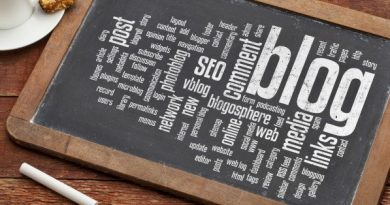 The Importance of Blog Content For Business