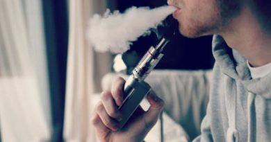 Peace of mind for Vape Users
