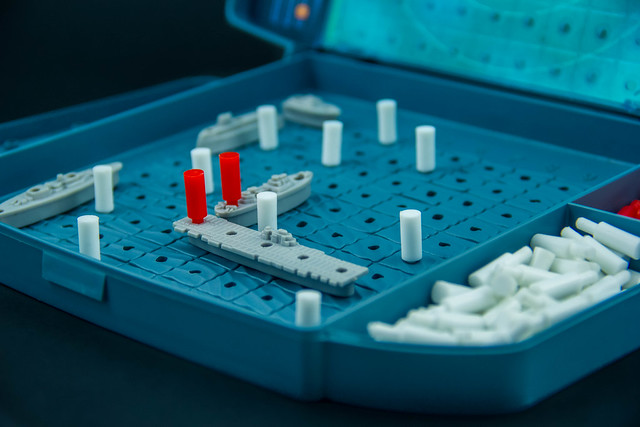 The Board Game of Battleship