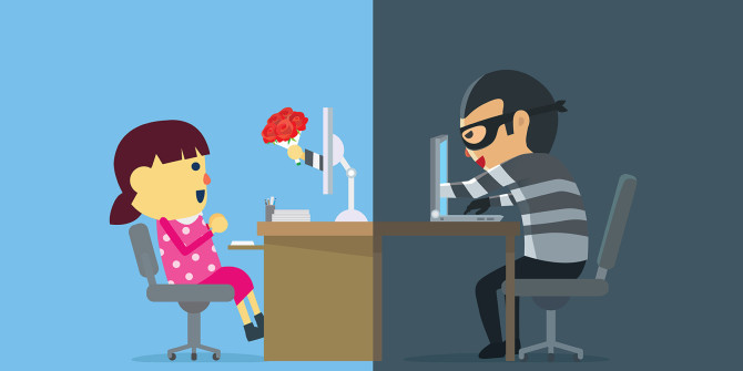 Detect a Scammer on a Dating Site