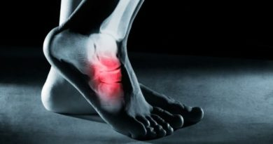 5 Common causes of foot pain
