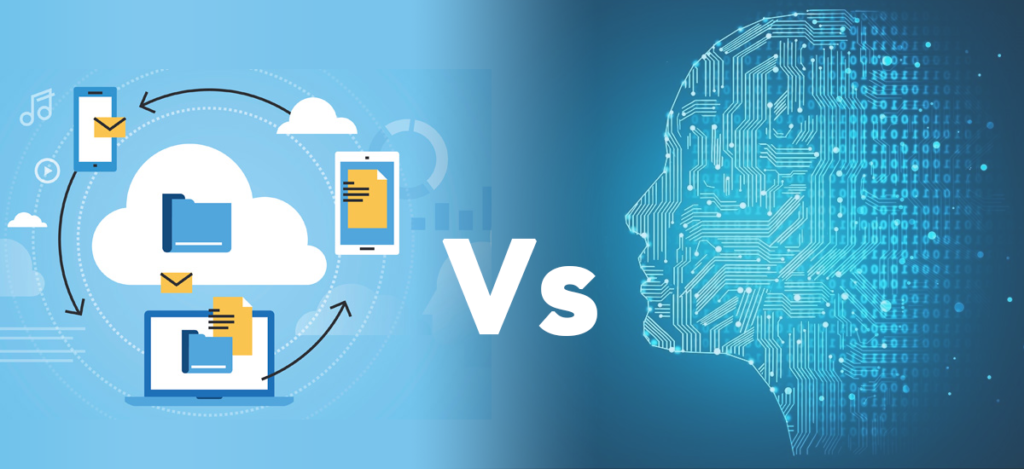 Cloud Computing vs AI