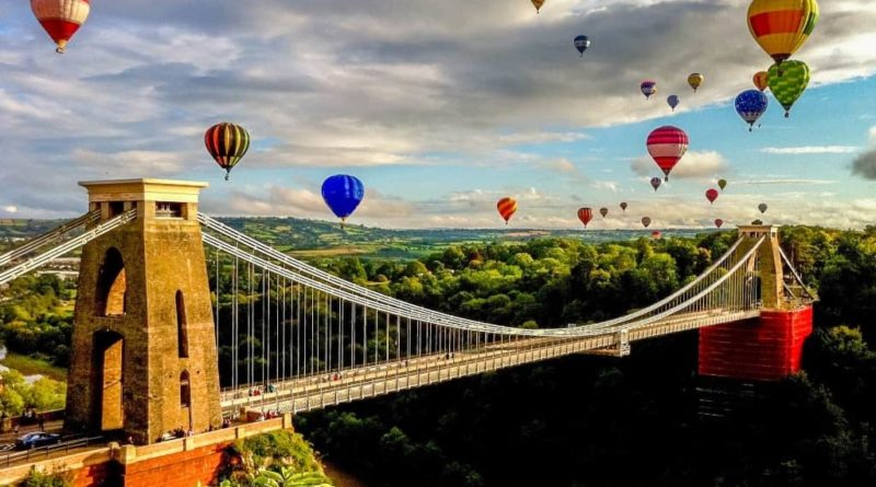 Traveling to Bristol