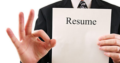 how to write a federal resume