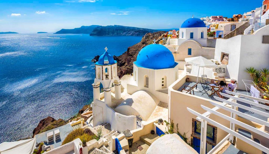 travel greece in students life