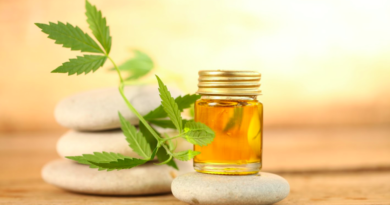Benefits Of Using CBD Oil For Massages 2020