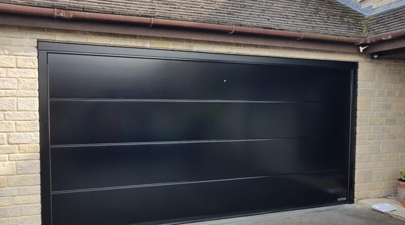 Garage Door Functionality