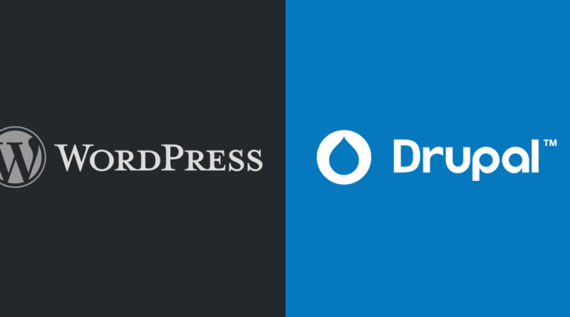 Drupal better than Wordpress