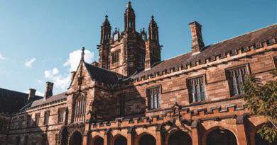 Live Near Sydney University