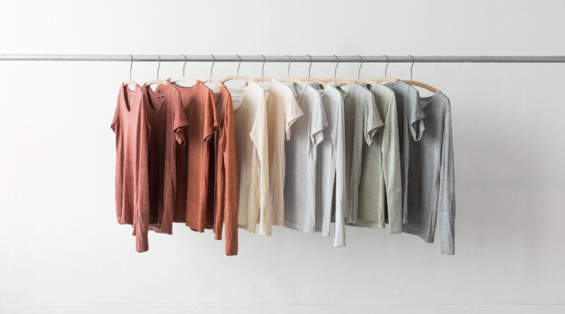 slow fashion wardrobe