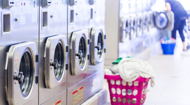 Self-Serve Laundry Service