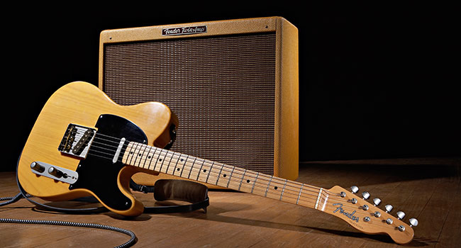 Amp for Your Telecaster