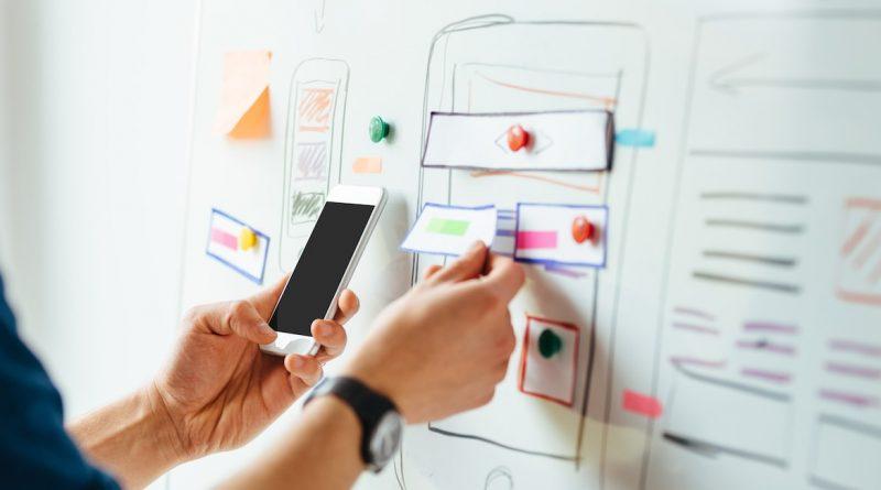 UX/UI designer job role and responsibilities
