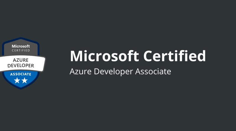 azure-developer-certification