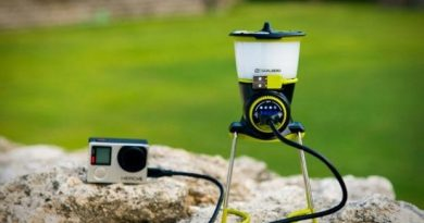 8 Useful Gadgets And Tech For Adventurers And Thrillseekers
